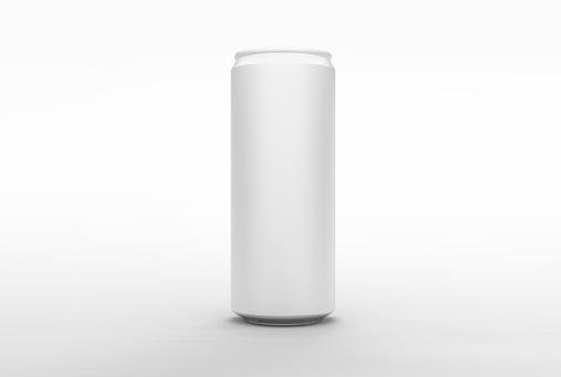 Digitally Generated Image「Energy Aluminum Can (front) - clipping paths」:スマホ壁紙(2)