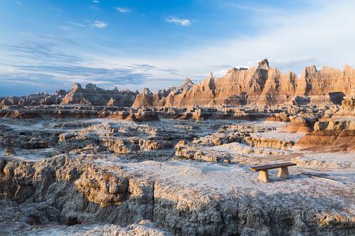 Badlands「Badlands National Park」:スマホ壁紙(10)
