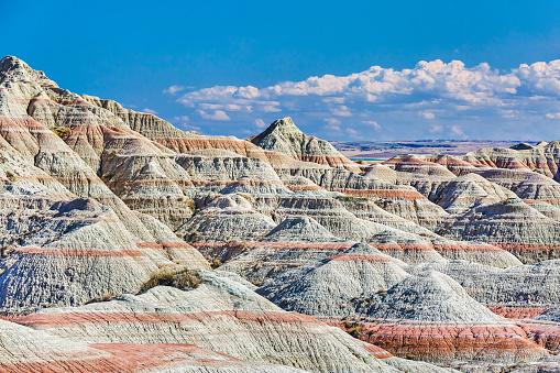 Badlands「Badlands National Park, South Dakota,usa」:スマホ壁紙(9)