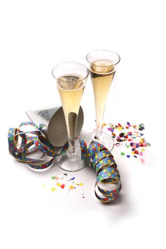 お正月「ワイン: シャンパン」:スマホ壁紙(6)