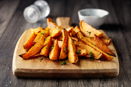 Sweet Potato「roasted Sweet potatoes wedges」:スマホ壁紙(8)
