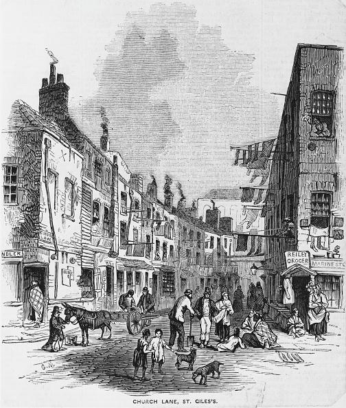 Slum「Church Lane, St Giles」:写真・画像(8)[壁紙.com]
