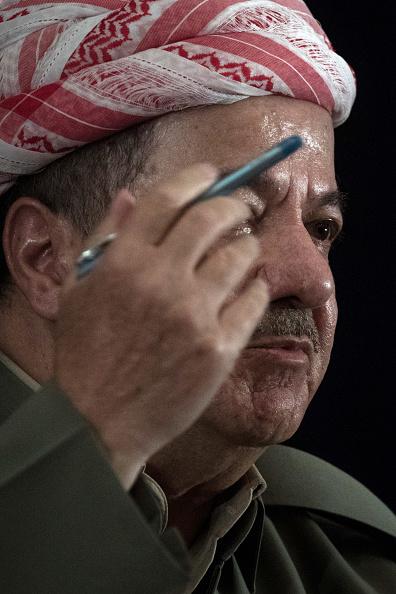 Massoud Barzani「Preparations Continue for the Iraqi Kurdistan Independence Referendum」:写真・画像(16)[壁紙.com]