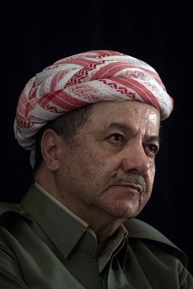 Massoud Barzani「Preparations Continue for the Iraqi Kurdistan Independence Referendum」:写真・画像(8)[壁紙.com]
