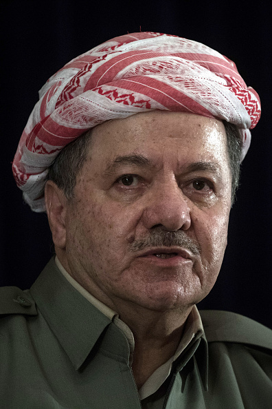 Massoud Barzani「Preparations Continue for the Iraqi Kurdistan Independence Referendum」:写真・画像(19)[壁紙.com]