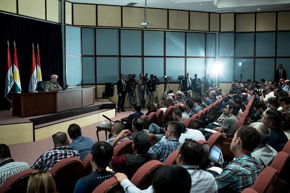 Massoud Barzani「Preparations Continue for the Iraqi Kurdistan Independence Referendum」:写真・画像(14)[壁紙.com]