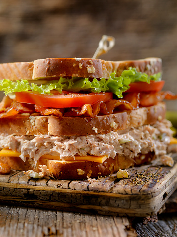 Toasted Food「Tuna Salad, BLT, Clubhouse Sandwich」:スマホ壁紙(10)