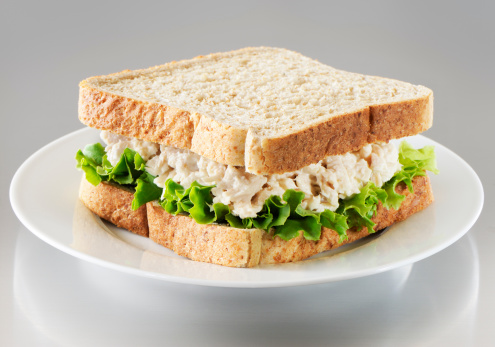 Loaf of Bread「Tuna salad sandwich」:スマホ壁紙(5)