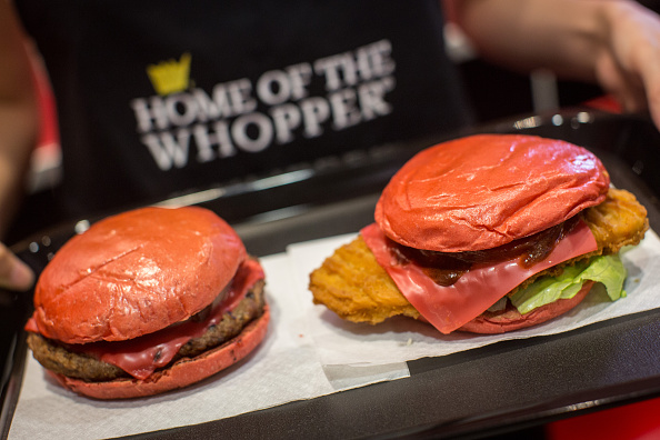 Tomato Sauce「Burger King Japan Introduces Angry Red Burger Samurai」:写真・画像(4)[壁紙.com]