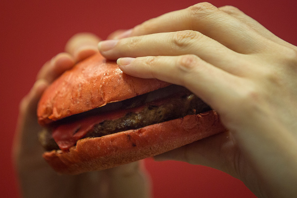 Tomato Sauce「Burger King Japan Introduces Angry Red Burger Samurai」:写真・画像(3)[壁紙.com]