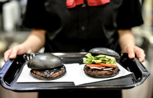 Tomato Sauce「Burger King In Japan Goes Black」:写真・画像(15)[壁紙.com]