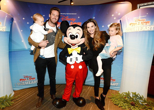 Armie Hammer「Disney On Ice Presents Follow Your Heart Celebrity Guests」:写真・画像(16)[壁紙.com]