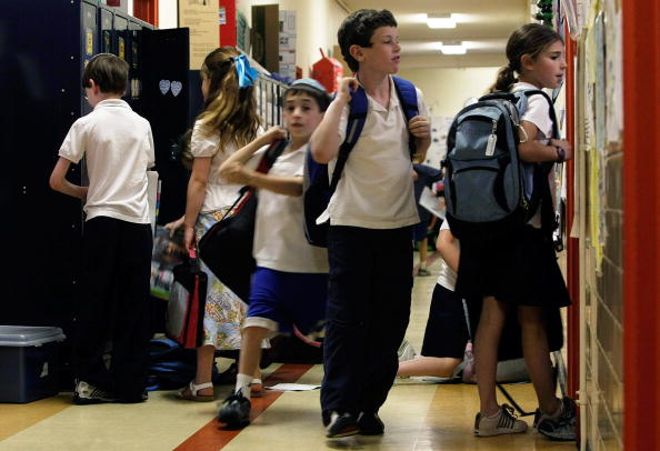 Student Academy Award「Elie Wiesel Visits Primary School In Washington DC」:写真・画像(8)[壁紙.com]
