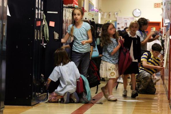 Student Academy Award「Elie Wiesel Visits Primary School In Washington DC」:写真・画像(9)[壁紙.com]