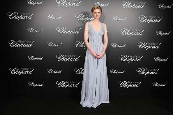 Elizabeth Debicki「Trophee Chopard Photocall - The 71st Annual Cannes Film Festival」:写真・画像(6)[壁紙.com]