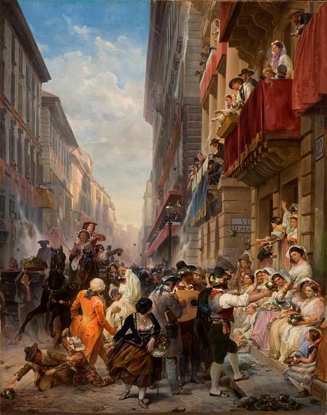 Tradition「Carnival In Rome」:写真・画像(2)[壁紙.com]