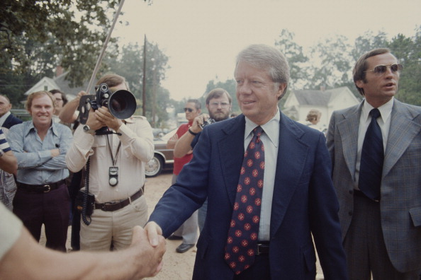 1976「Jimmy Carter」:写真・画像(11)[壁紙.com]