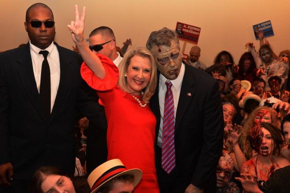 Dragon Con「A. Zombie, Presidential Candidate At Dragon*Con 2012」:写真・画像(17)[壁紙.com]