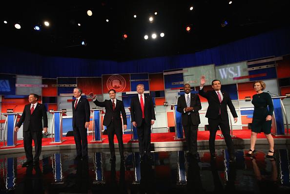 Marco Rubio - Politician「GOP Presidential Candidates Debate In Milwaukee」:写真・画像(14)[壁紙.com]