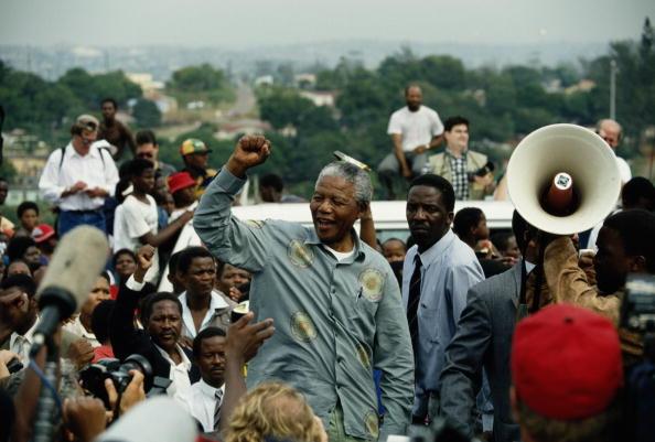 Tom Stoddart Archive「Mandela In Durban」:写真・画像(2)[壁紙.com]
