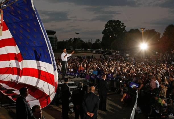 Obama Holds Fundraising Event In Maryland:ニュース(壁紙.com)