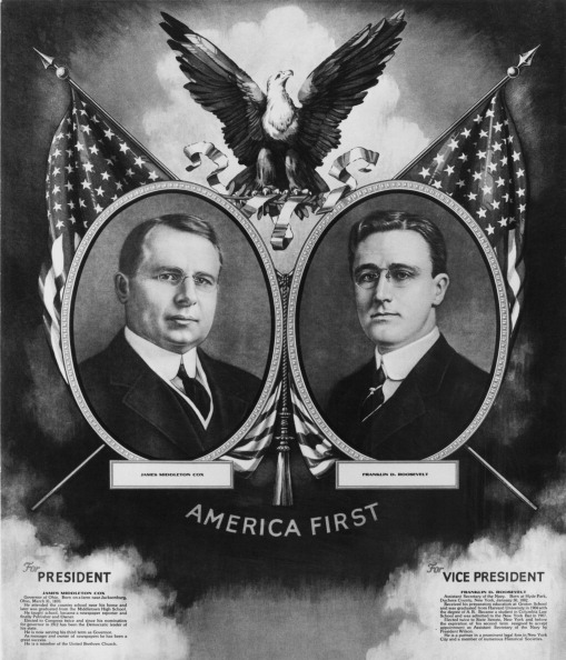 Franklin Roosevelt「America First」:写真・画像(18)[壁紙.com]
