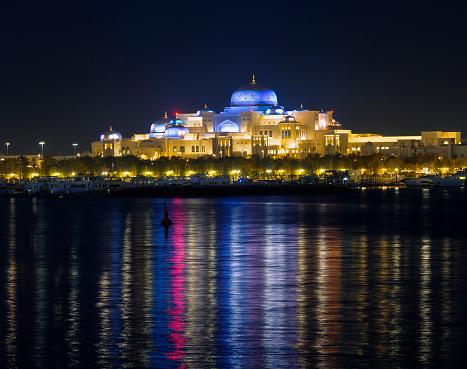 Presidential Palace「Presidential Palace of the United Arab Emirates, Abu Dhabi」:スマホ壁紙(8)