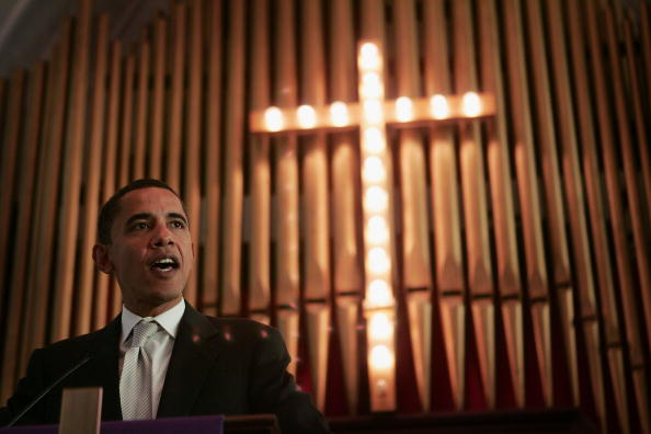 Brown Chapel AME Church - Selma「Clinton, Obama Commemorate Historic Selma March」:写真・画像(11)[壁紙.com]