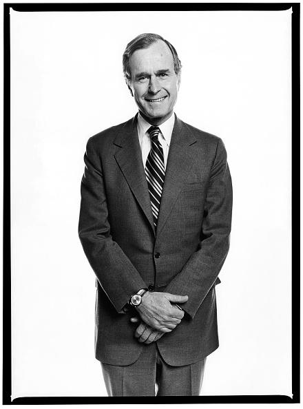 George Rose「George H. W. Bush Portrait Session」:写真・画像(0)[壁紙.com]