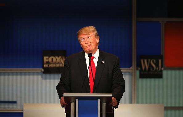 アメリカ合州国「GOP Presidential Candidates Debate In Milwaukee」:写真・画像(16)[壁紙.com]