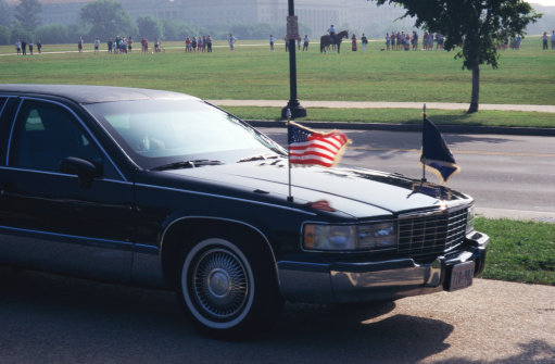 Politics「Presidential limousine」:スマホ壁紙(10)