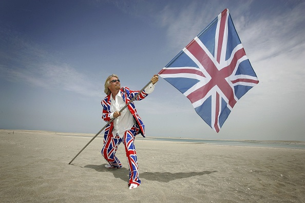 島「Virgin Atlantic's Richard Branson In Dubai - Day 2」:写真・画像(4)[壁紙.com]