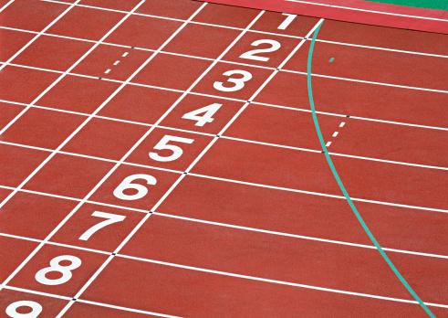 Track and Field Stadium「Track」:スマホ壁紙(4)