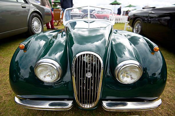 Luxury Cars Line-up At Salon Prive Event:ニュース(壁紙.com)