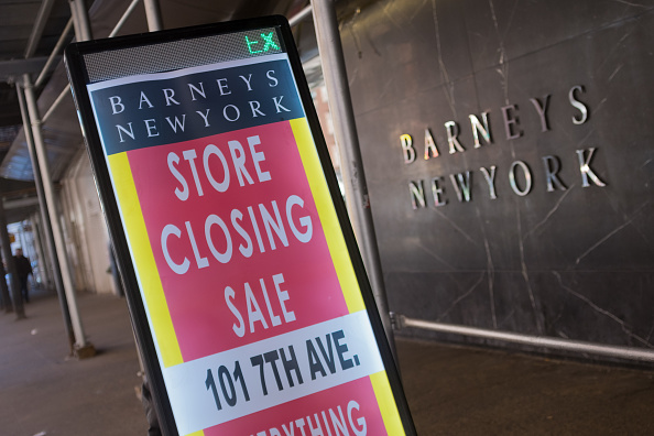 Bankruptcy「Barneys Closing Down」:写真・画像(18)[壁紙.com]