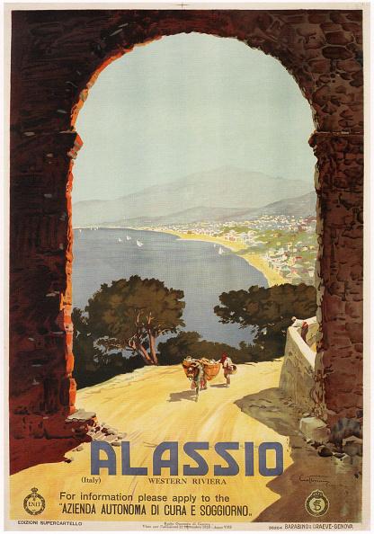 Tourism「Alassio」:写真・画像(6)[壁紙.com]