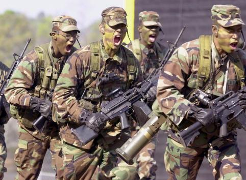 Army「A U.S. Army Rangers」:写真・画像(19)[壁紙.com]