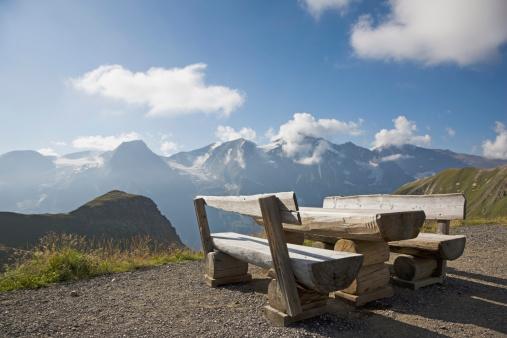 Austria「Austria, Großglockner, High Alpine road, picnic area」:スマホ壁紙(11)