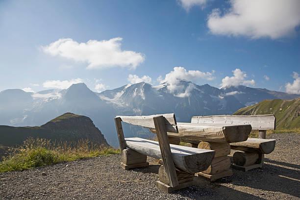 Austria, Großglockner, High Alpine road, picnic area:スマホ壁紙(壁紙.com)
