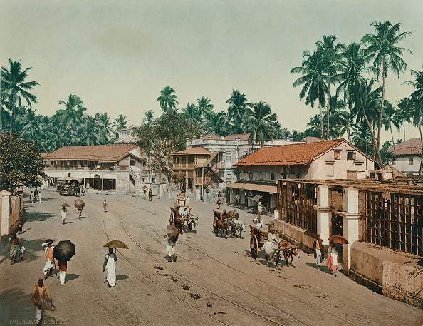 カラー画像「Girgaum Road」:写真・画像(7)[壁紙.com]