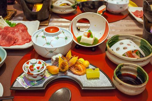 Japan「Japanese luxury meal」:スマホ壁紙(4)