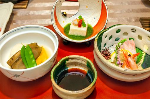 Japan「Japanese luxury meal course」:スマホ壁紙(3)