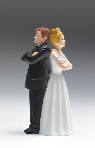 Figurine「Argument/divorce couple」:スマホ壁紙(11)