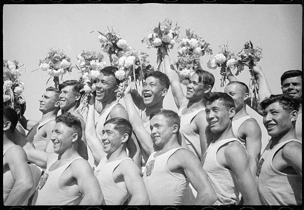 Uzbekistan「Sportsmen」:写真・画像(12)[壁紙.com]