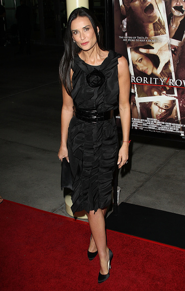 """Ruched「Premiere Of Summit Entertainment's Premiere Of """"Sorority Row"""" - Arrivals」:写真・画像(5)[壁紙.com]"""