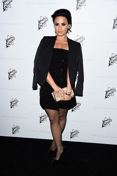 Demi Lovato「Stella McCartney Autumn 2016 Presentation - Arrivals」:写真・画像(15)[壁紙.com]
