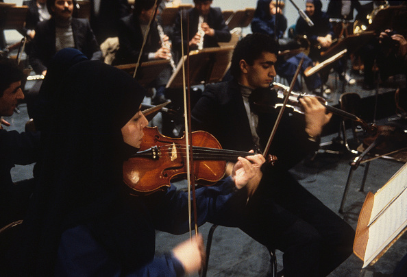 クラシック音楽「Veiled Violinist」:写真・画像(17)[壁紙.com]