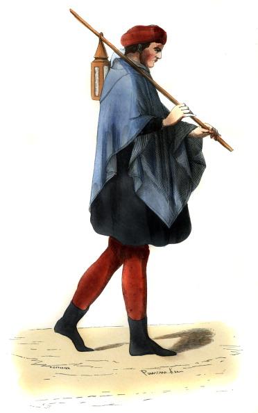 Circa 14th Century「Henchman - Italian costume of 14th century」:写真・画像(4)[壁紙.com]