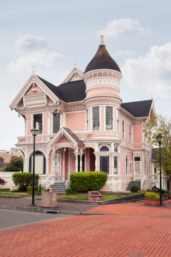 Victorian Style「Victorian house」:スマホ壁紙(17)