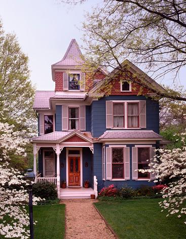 19th Century「Victorian house」:スマホ壁紙(19)